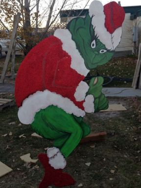 grinch finished