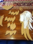 cardboard angel wings 1