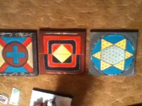 vintage game boards three more finished