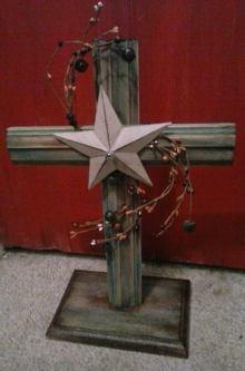 easter cross 1