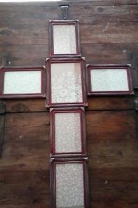 red cross frame