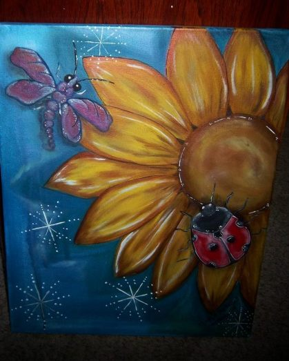 this is the finished canvas.