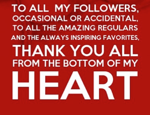 to-all-my-followers