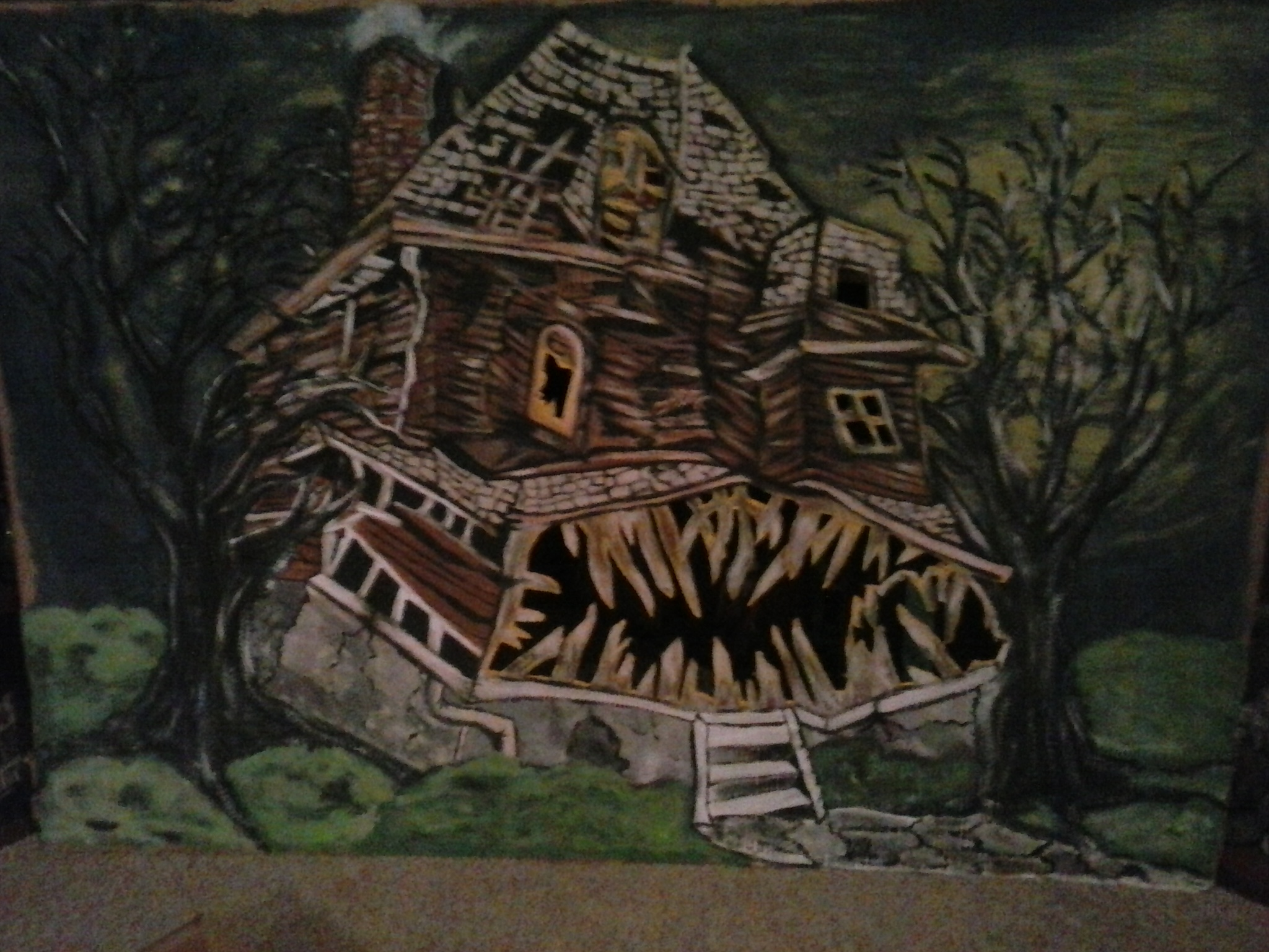 28 Monster House Pics Photos